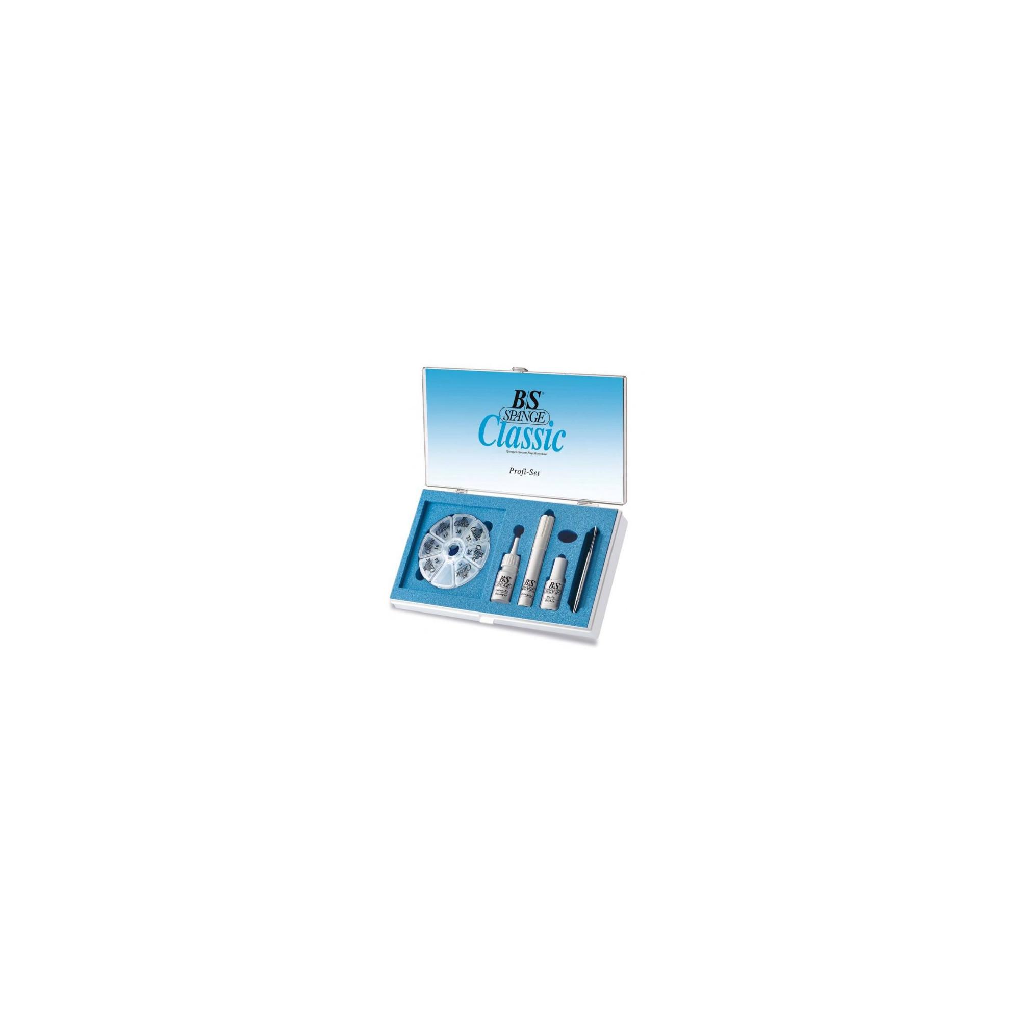 Boîte professionnelle B/S Classique - Profi Set - x60 languettes B/S classiques