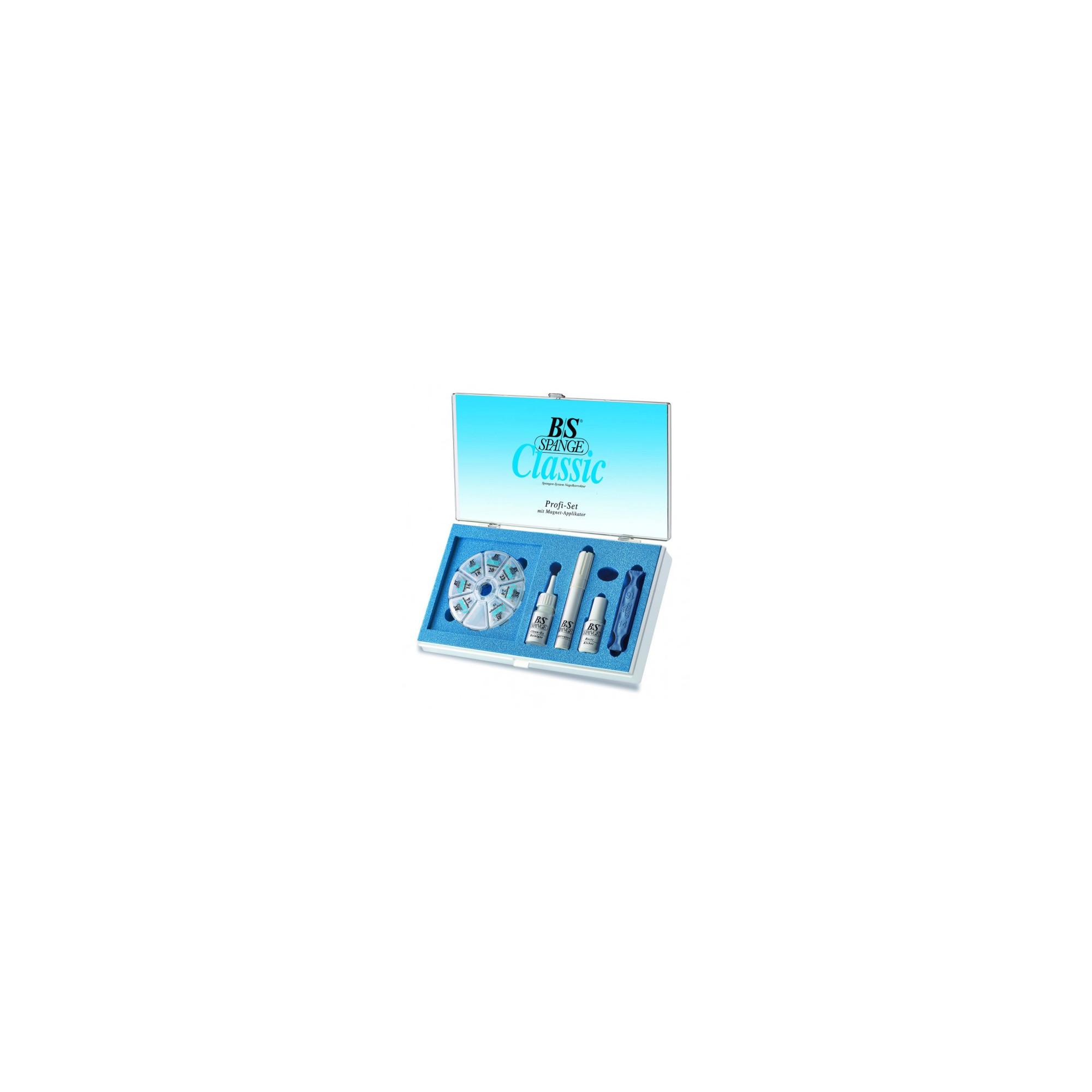 Boîte professionnelle B/S Magnet - Profi Set - x60 languettes B/S magnets