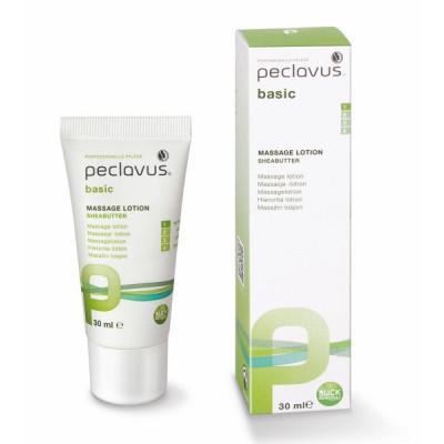 Lotion pour massage PECLAVUS