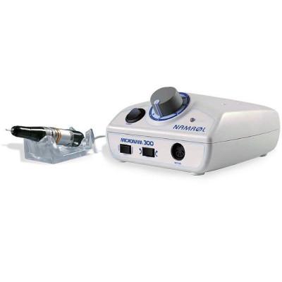 Micromoteur portatif de pédicurie MICRONAM 300