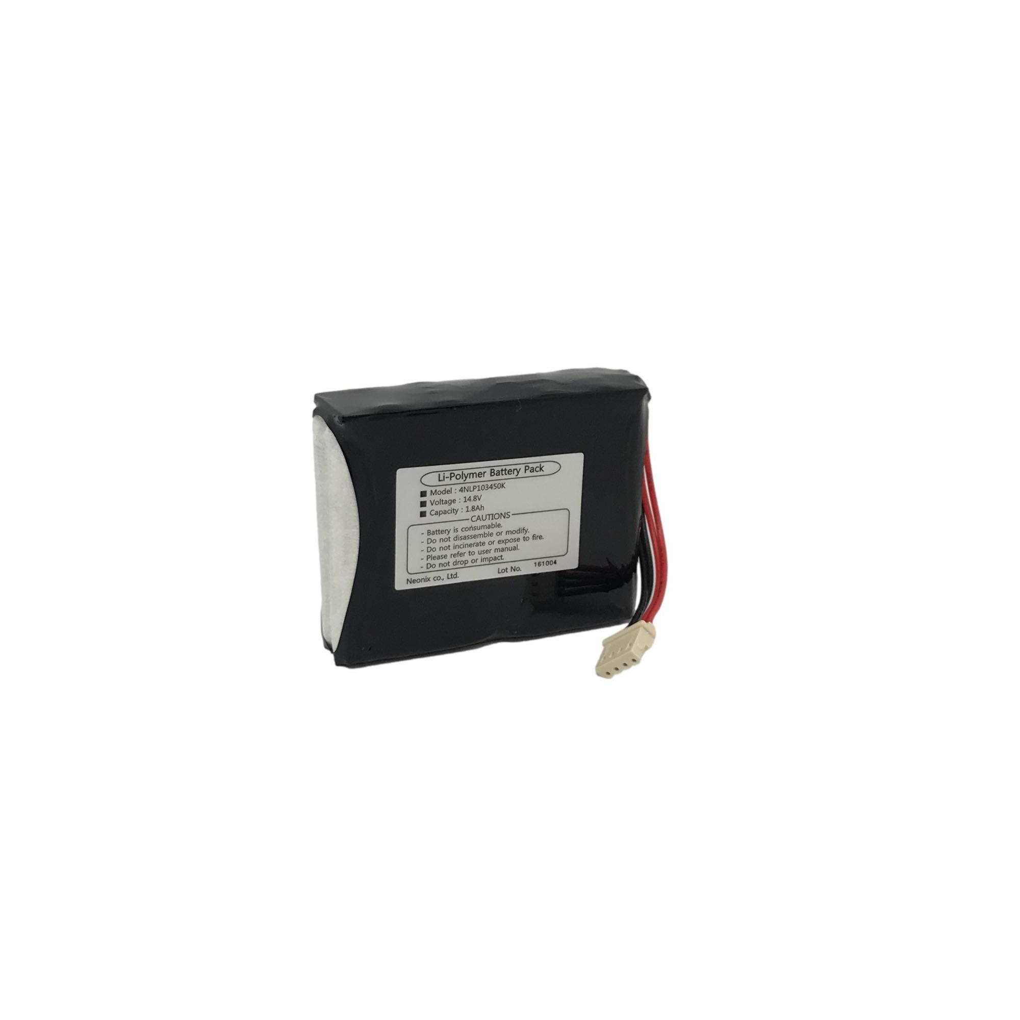 Batterie de rechande pour K38