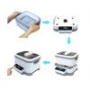 Bac à ultrasons amovible 1.2 L