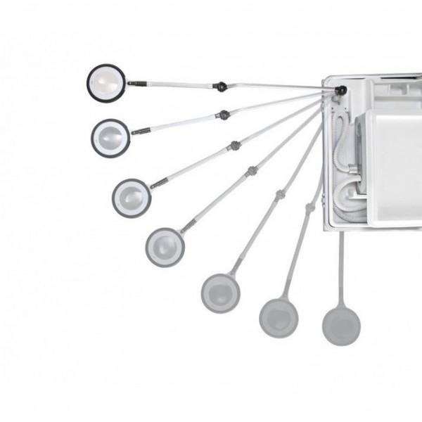 Ensemble micromoteur PODOLOG NOVA 3 RUCK avec luminaire et mallette