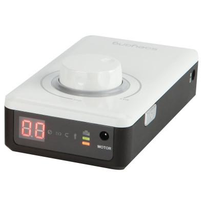 Micromoteur portable K38 blanc 30 000 tr/min avec pièce à main démontable