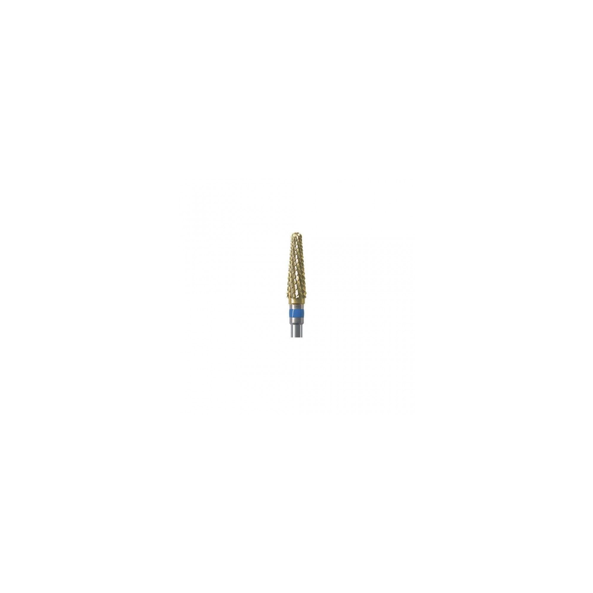 Fraise 5645 - Carbure de tungstène - Denture croisée moyenne - 4 mm