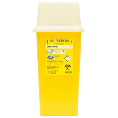 Collecteur Dechet SHARPSAFE 4L