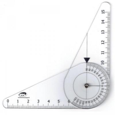 Goniomètre pour Orteils