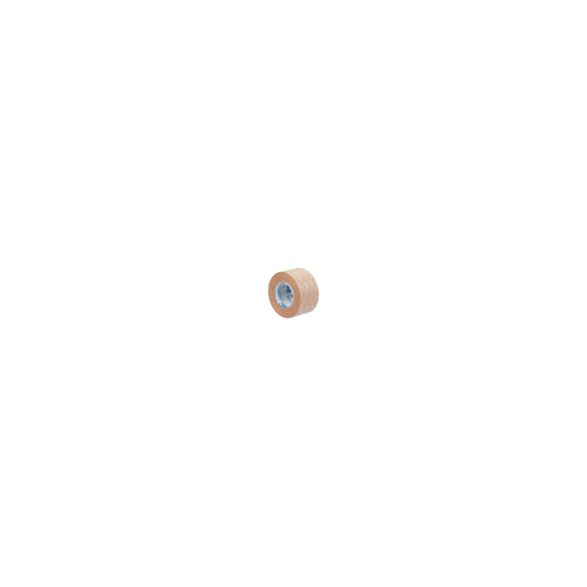 1 rouleau de sparadrap Micropore - 2.5cm x 9.1m - 3M