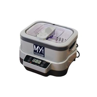 Bac à ultrasons amovible 1,2 L
