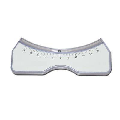 Scoliomètre en plastique