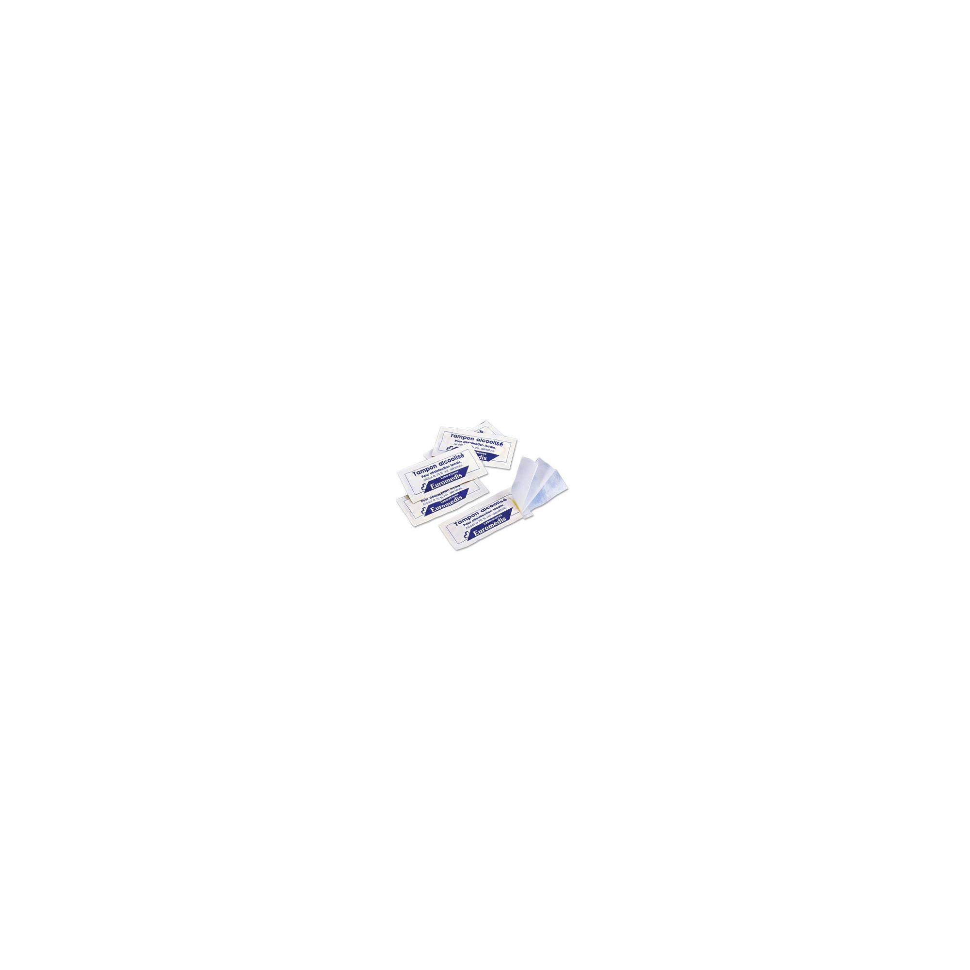 Tampon Alcool 70° - Boîte de 100