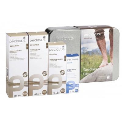 Kit Gamme Sensitive - Spécial traitement pieds sensibles et diabétiques - Péclavus