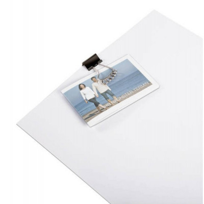 5 Pinces clip pour documents en forme de pied