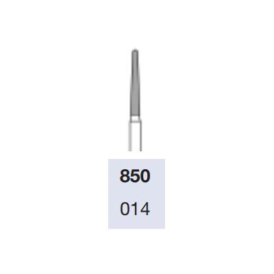 Fraise 14mm pour turbine diamantée lissage des ongles et peaux