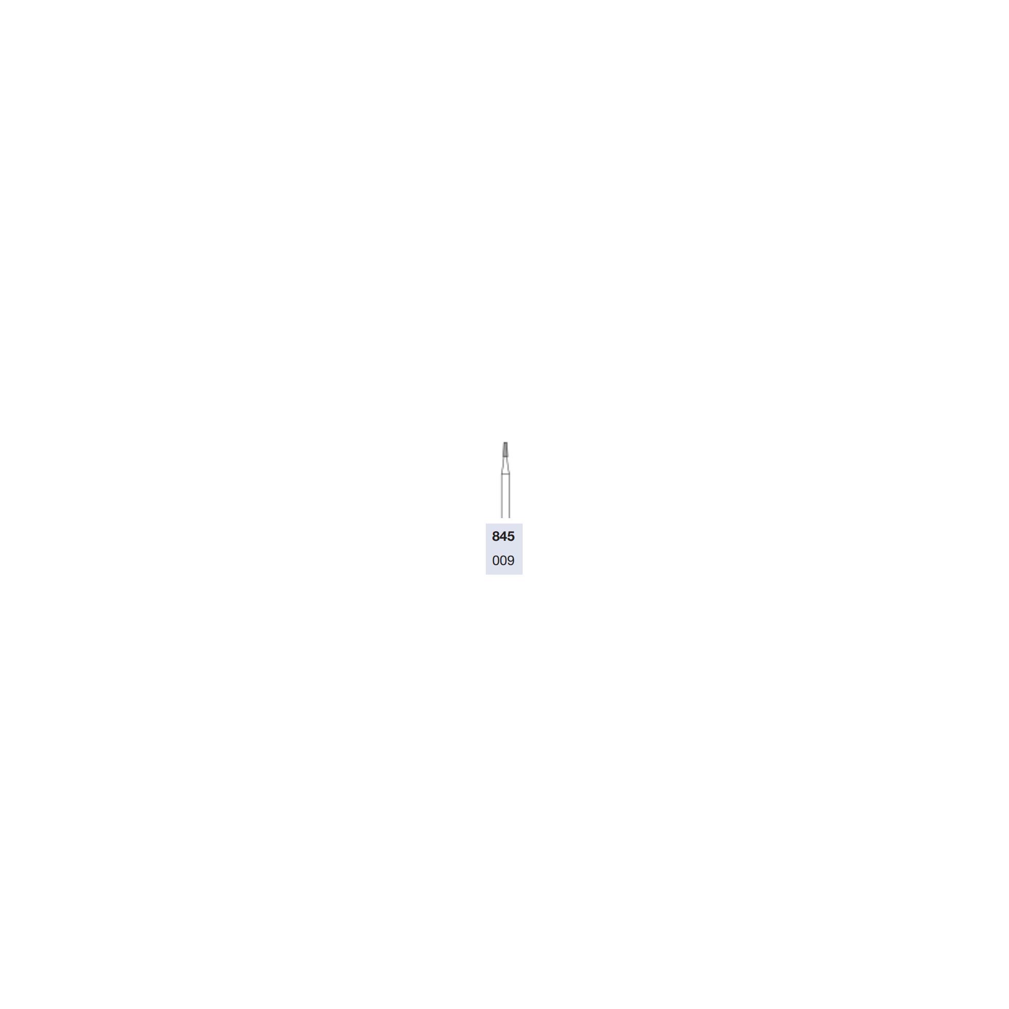 Fraise pour turbine diamantée Busch