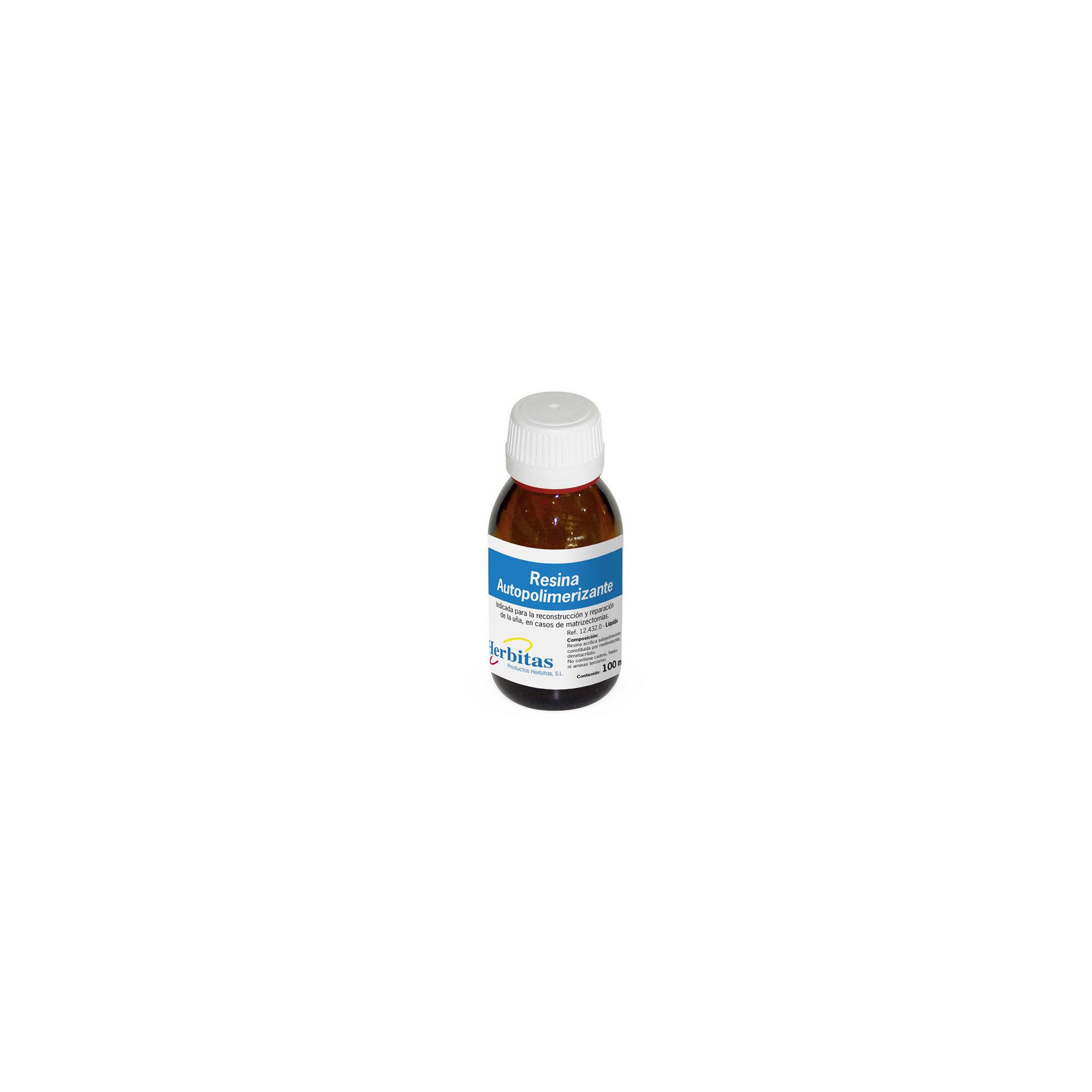 Résine autopolimérisante liquide - 100ml
