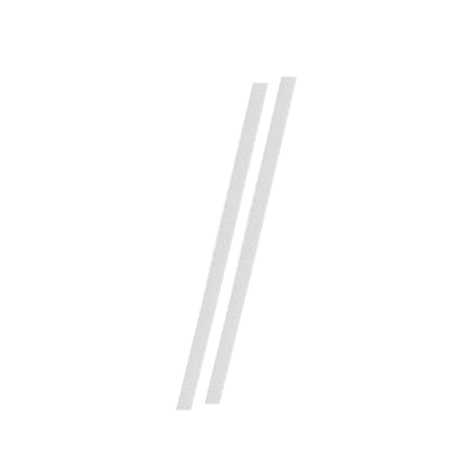 Languettes fibre de verre à découper - Paquet de 10