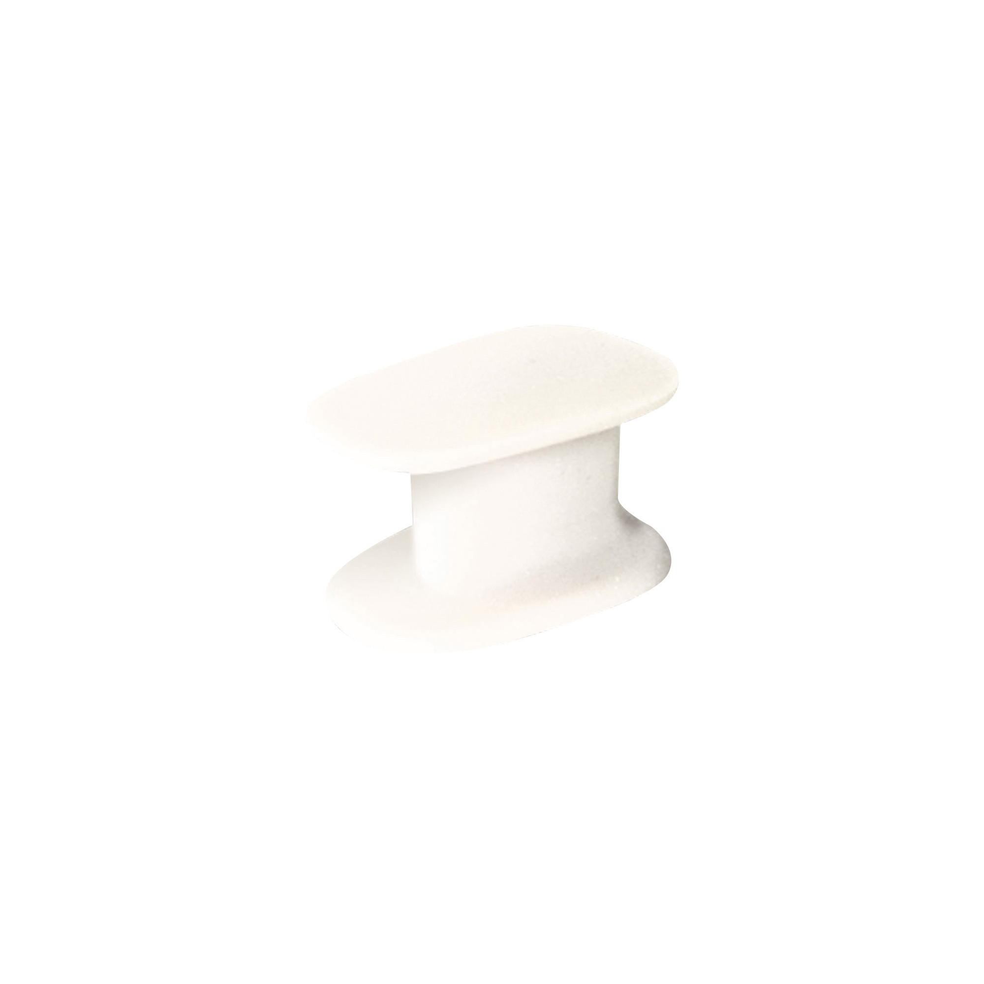 Ecarteur d'orteil plat pur gel - Paquet de 1 paire