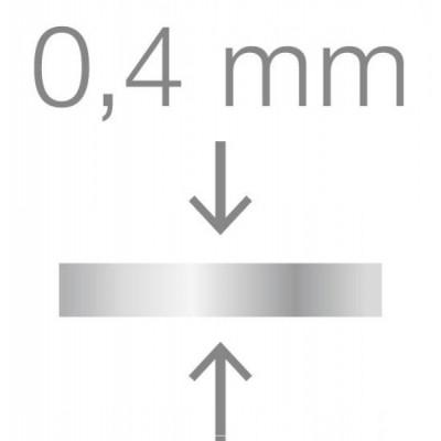 Fils d'orthonyxie Ortogrip - Applicateur Jaune - 0,4 mm