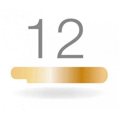 Système Goldstadt - Modèles Simple Accroche - Lot de 10