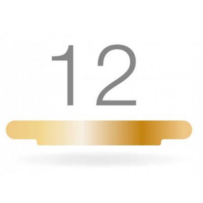 Système Goldstadt - Modèles Double Accroche - Lot de 10