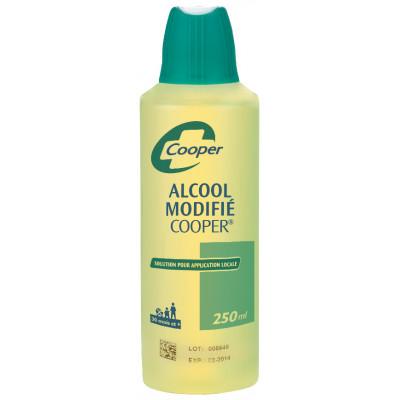 Alcool modifié Cooper 250 ml