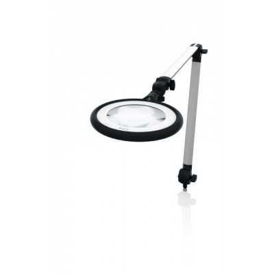 Lampe loupe intégré - Circle XL Classic Noir