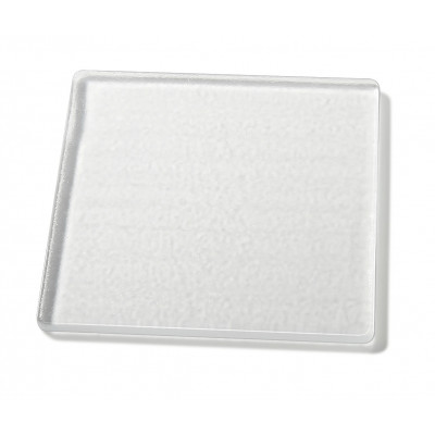 Protection plaque smartgel auto-adhésive - forme carré - 2 pièces