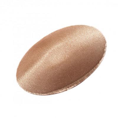 Coussin de protection ovale pour hallux Valgus - 2 pièces