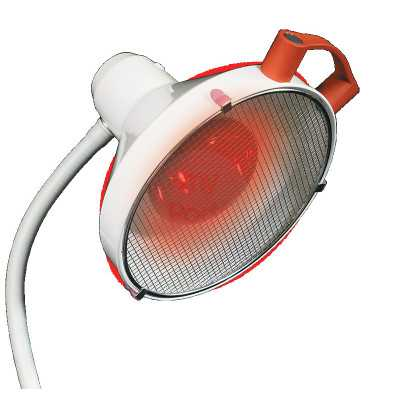 Lampe Infrarouge chauffante Thera 250W L.86cm - LID