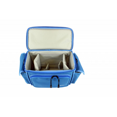 Mallette de podologie ECO Bleu canard