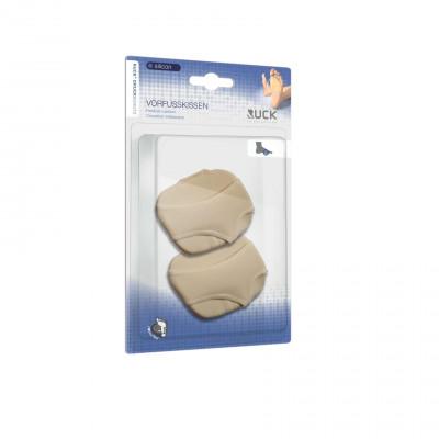 Protection pour avant-pied - Coussins fin en silicone à l'avant du pied -1 pièce- Ruck