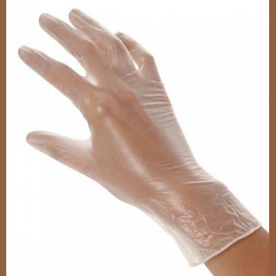 Gants d'examen - Vinyle - Pré-poudrés - Ambidextres - Boite de 100 - My Podologie
