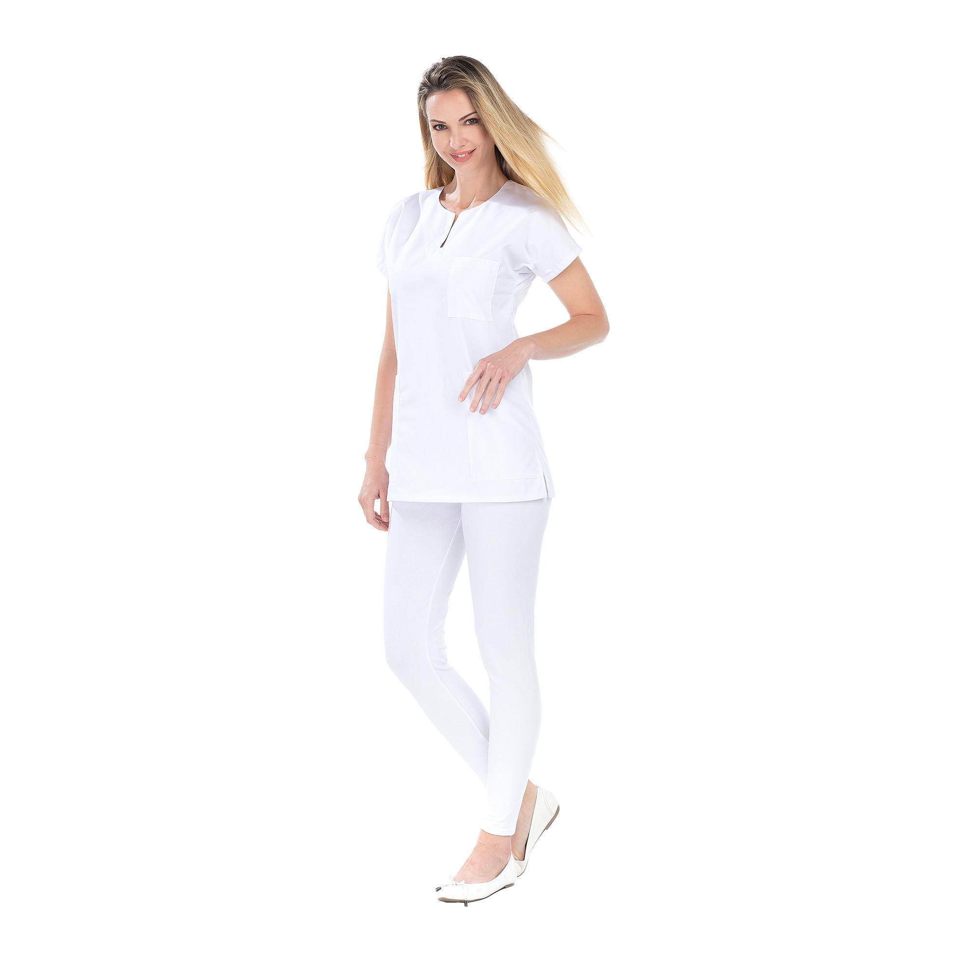 Dominique - Tunique - Manches courtes - Femme - 75 cm