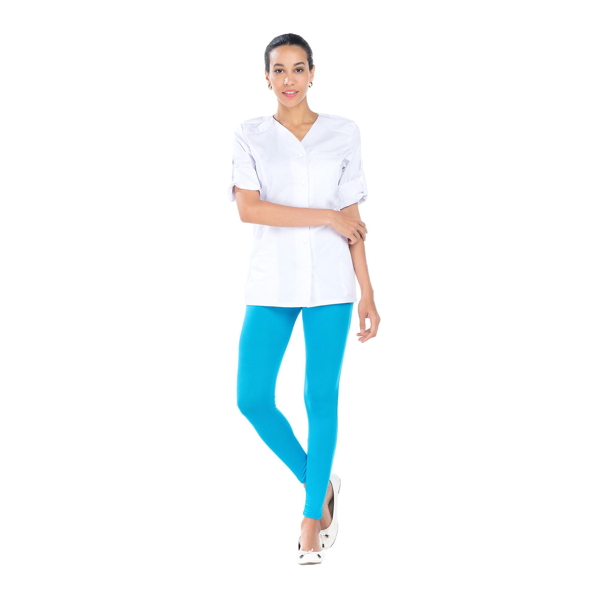Magali - Tunique - Manches longues transformables - Femme - 70 cm