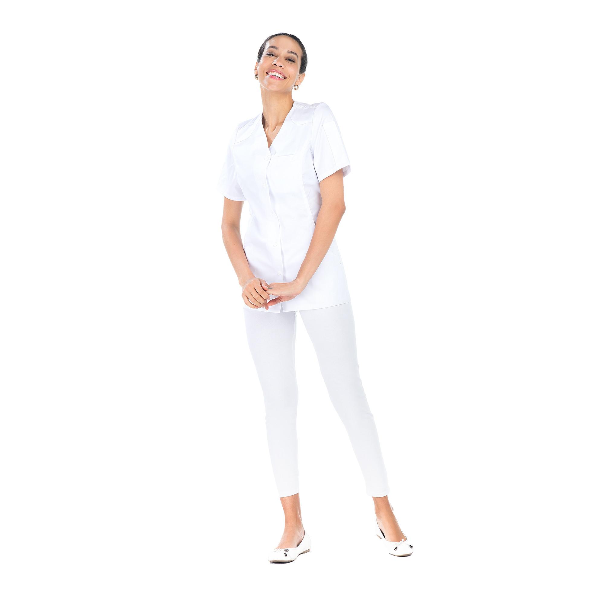 Maggy - Tunique - Manches courtes - Femme - 70 cm