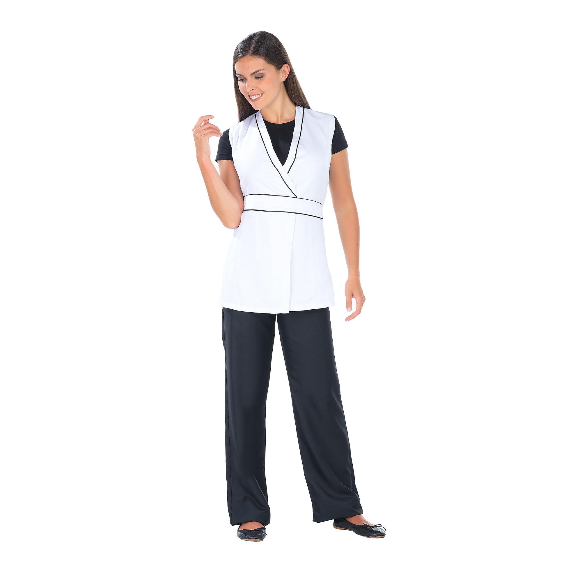 Alix - Tunique - Sans manche - Femme - 75 cm