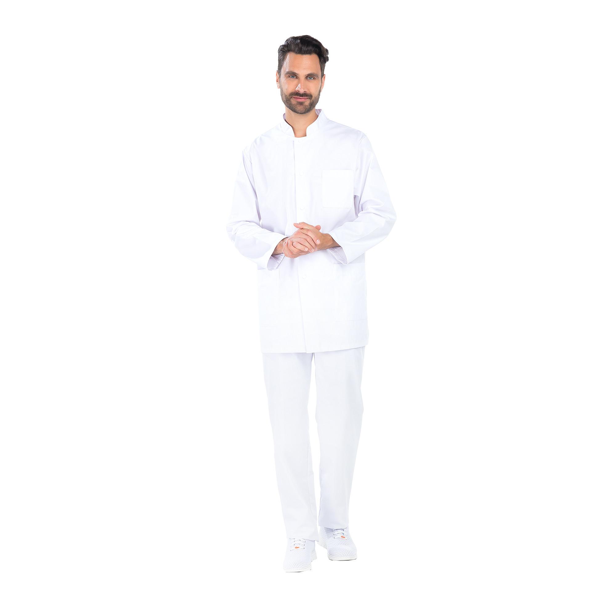 Grégory - Blouse 3/4 - Manches longues - Homme - 85 cm