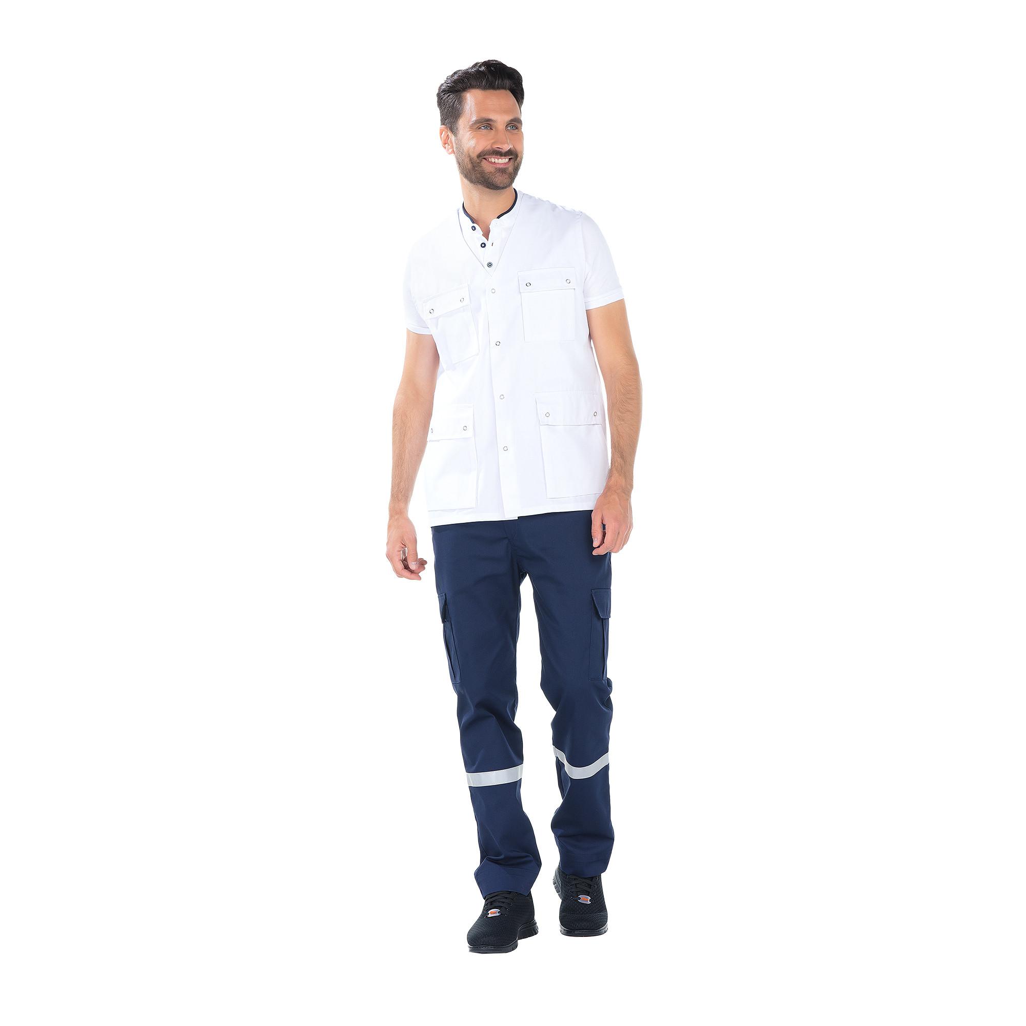 Ben - Gilet - Sans manche - Homme - 75 cm