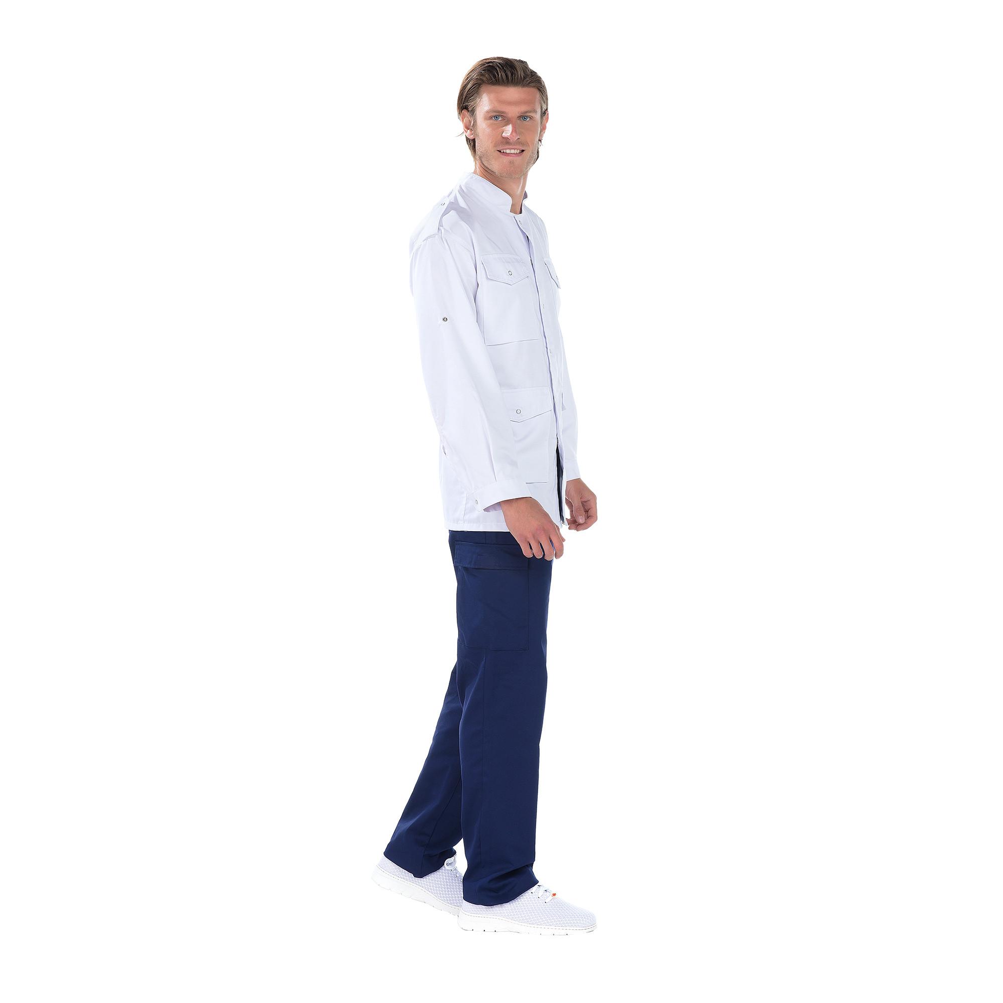 Saharienne - Tunique - Manches longues transformables - Homme - 80 cm