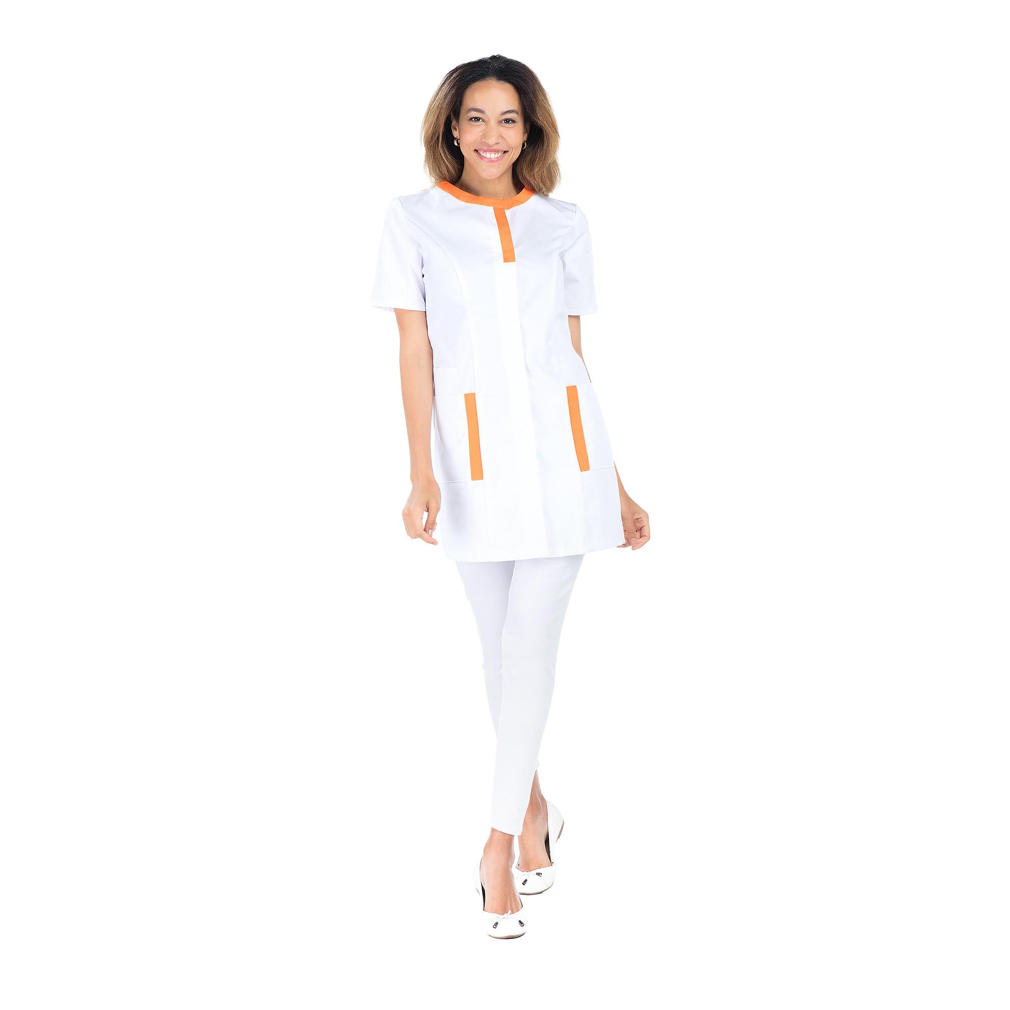 Myriam - Blouse 3/4 - Manches courtes - Femme - 85 cm