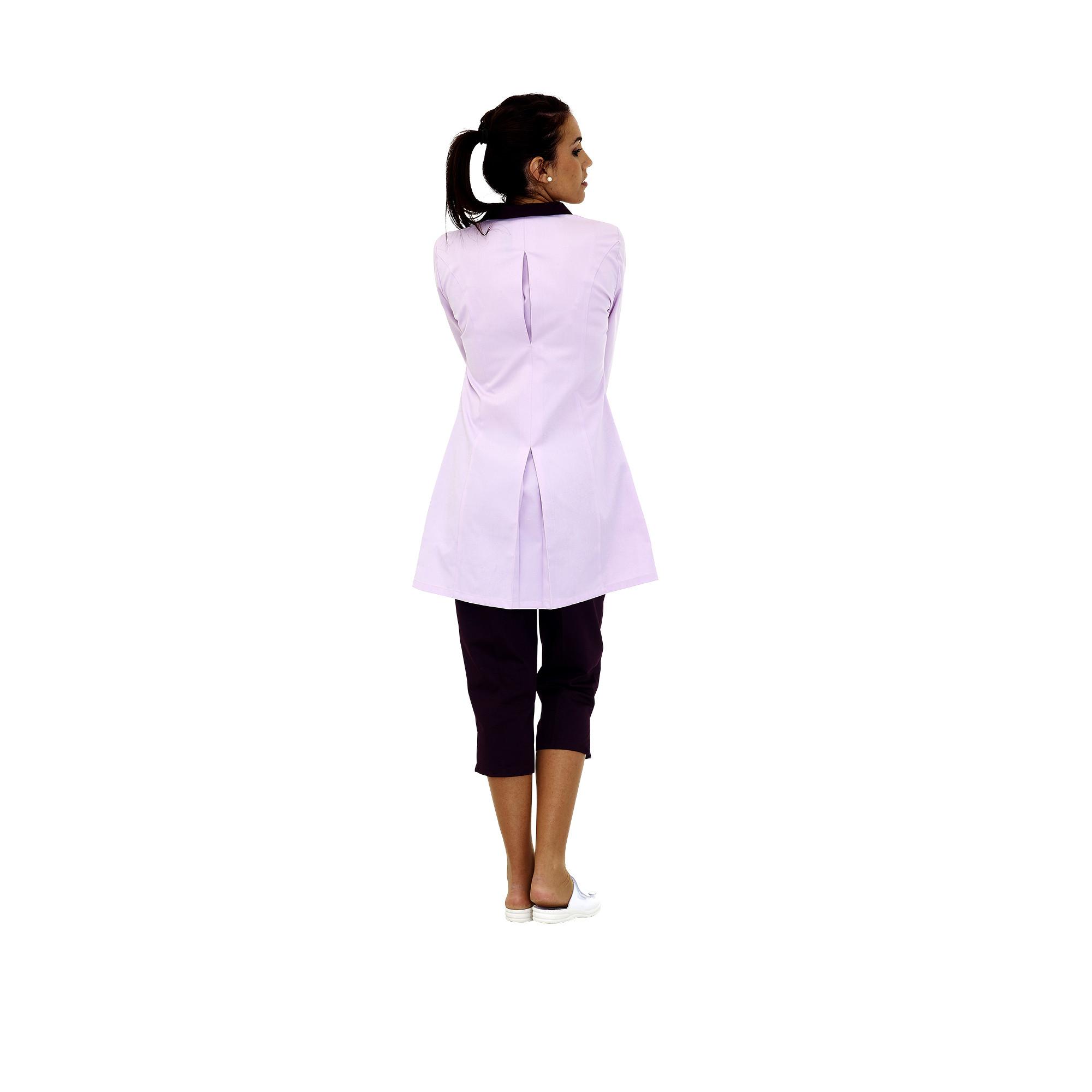 Christel - Blouse 3/4 - Manches longues transformables - Femme - 85 cm