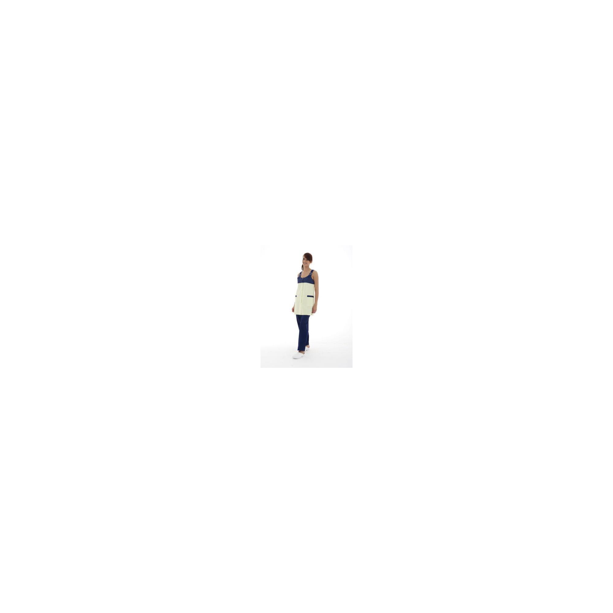 Clementine - Blouse 3/4 - Sans manche - Femme - 85 cm