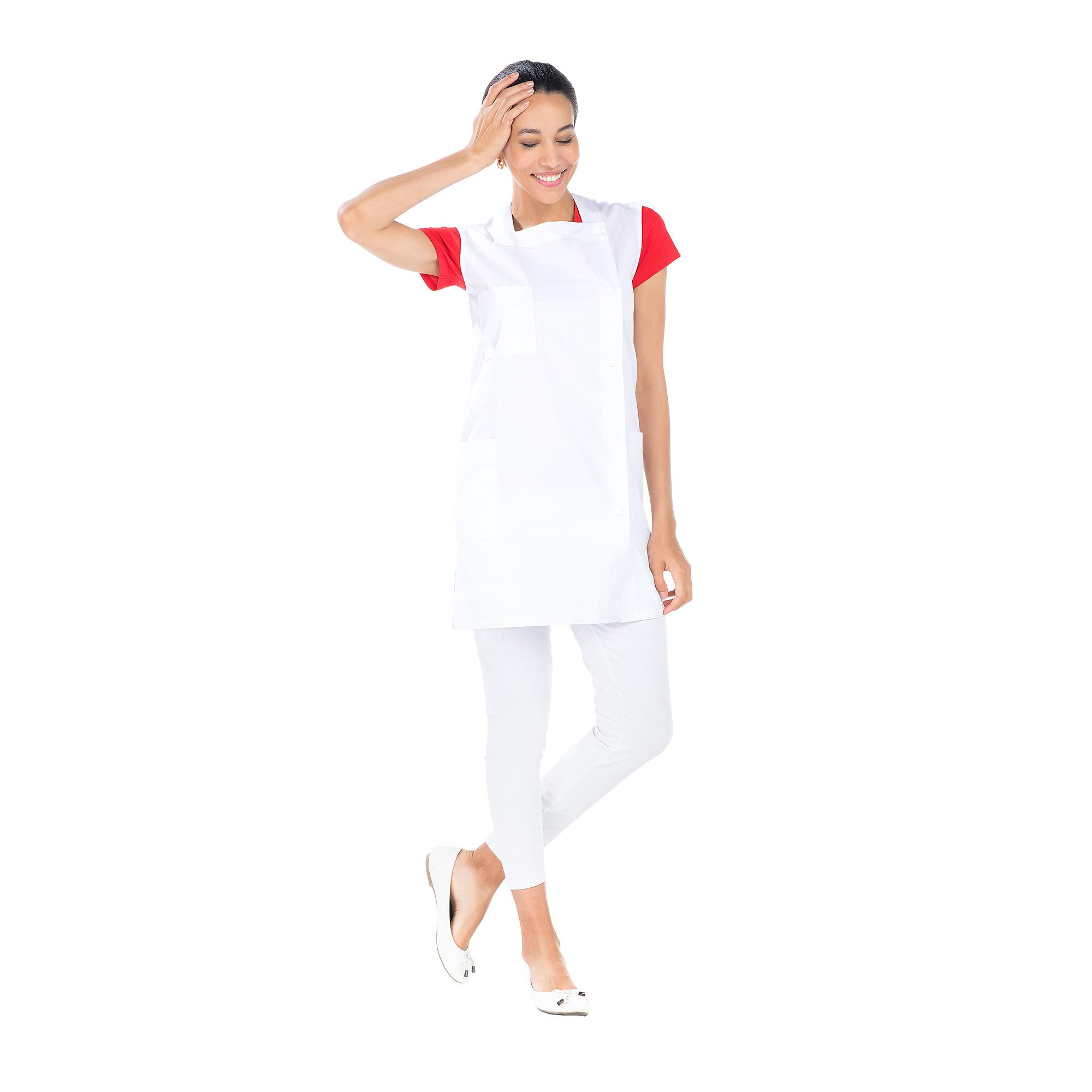 Jade - Blouse 3/4 - Sans manche - Femme - 85 cm