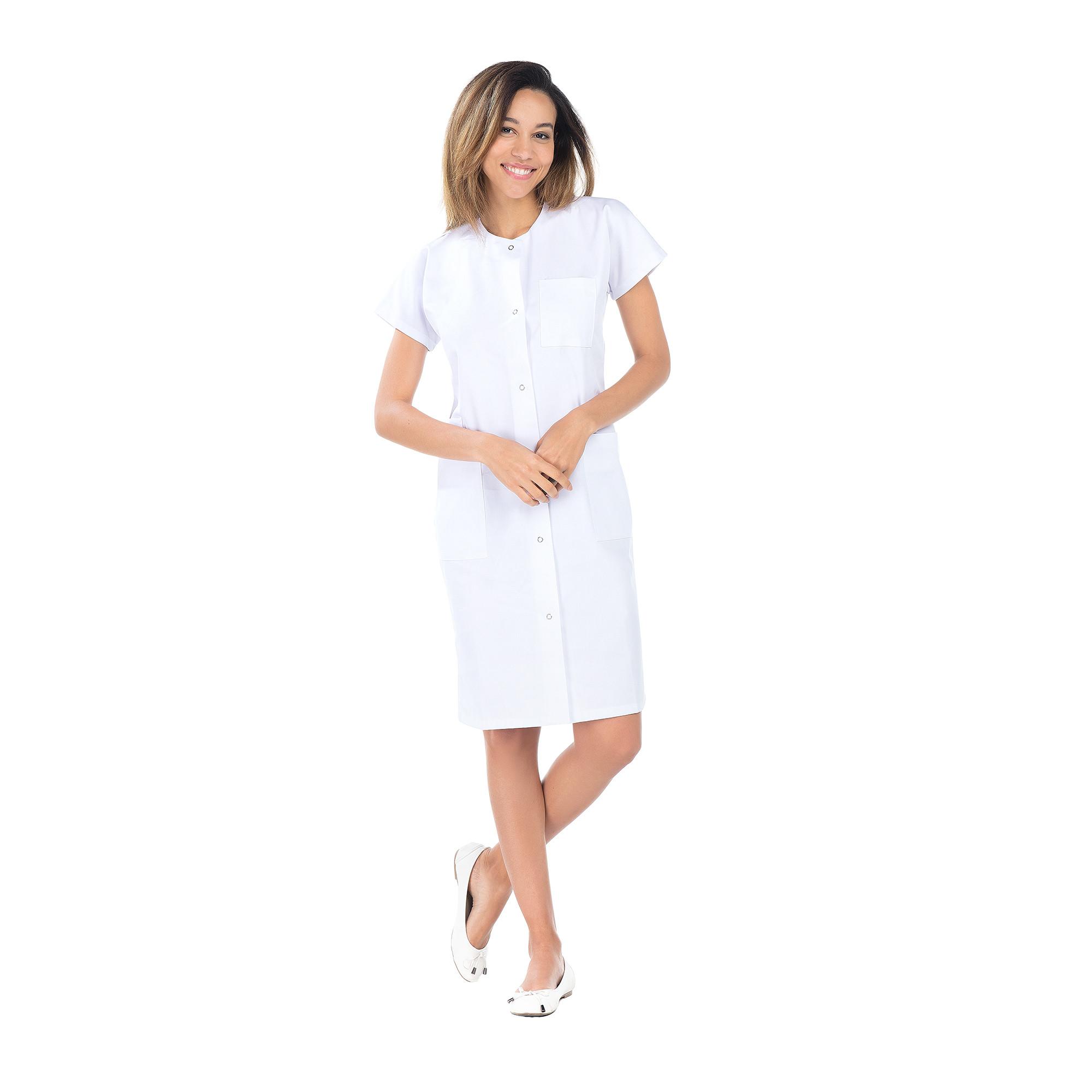 BCI-Catherine - Blouse longue - Manches courtes - Femme - 105 cm
