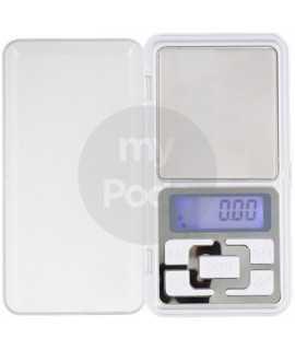 Mini-balance de précision - 12 x 6 cm
