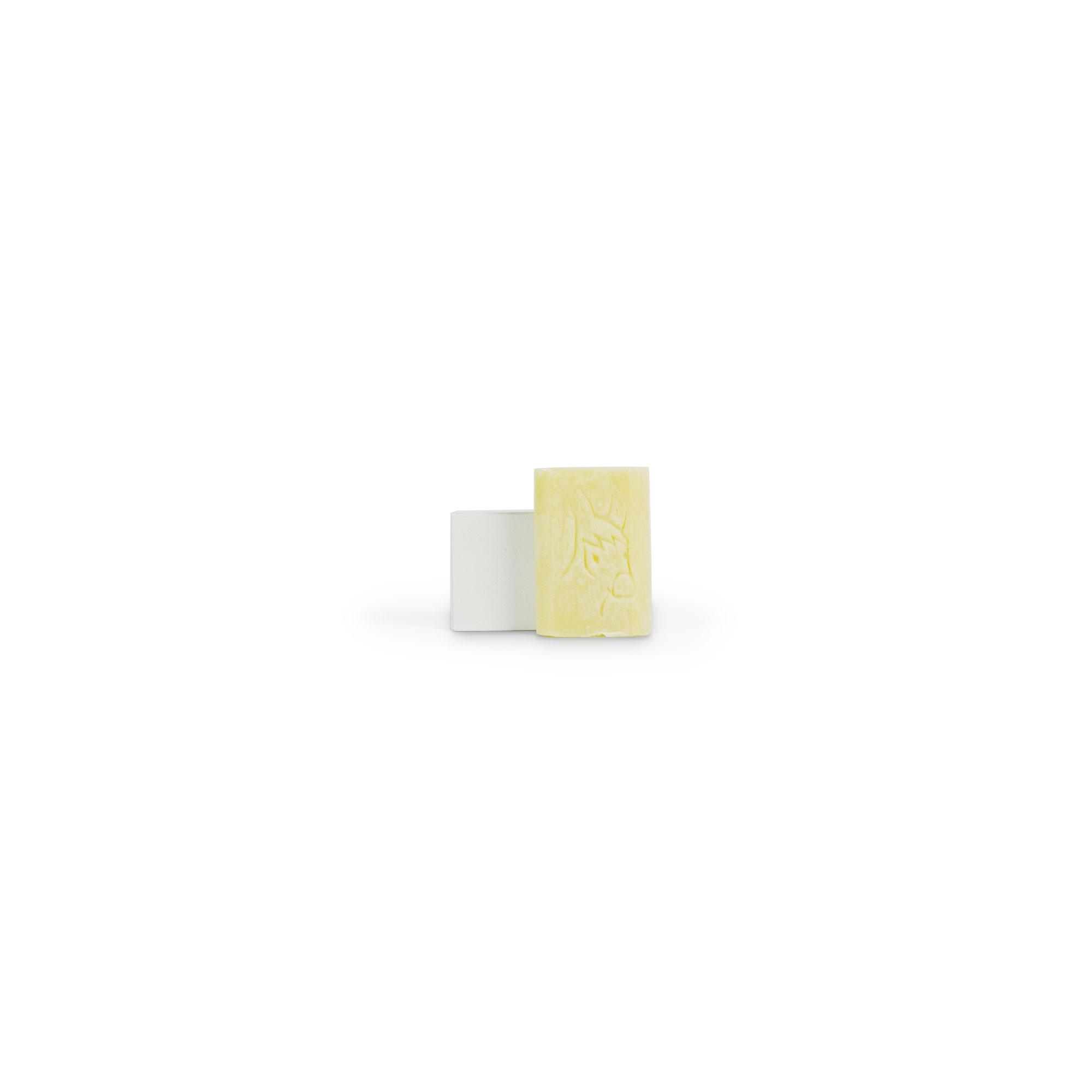 Savon surgras Bio - Karité non raffiné,  lait d'ânesse huiles essentielles & géranium