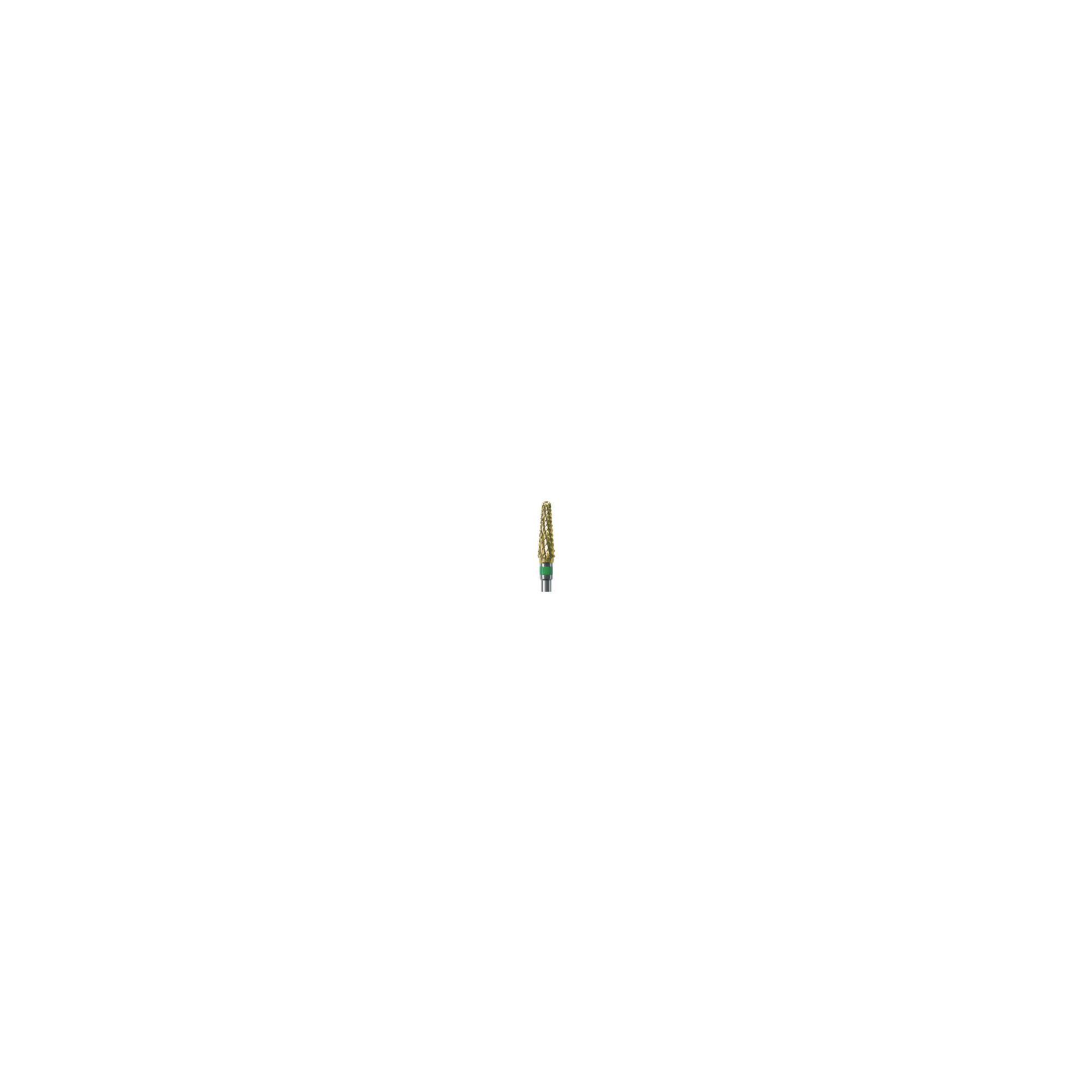 Fraise 5646 - Carbure de tungstène - Denture croisée grosse - 4 mm