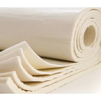 Feutre adhésif hypoallergenique - 50% laine et 50% acrylique