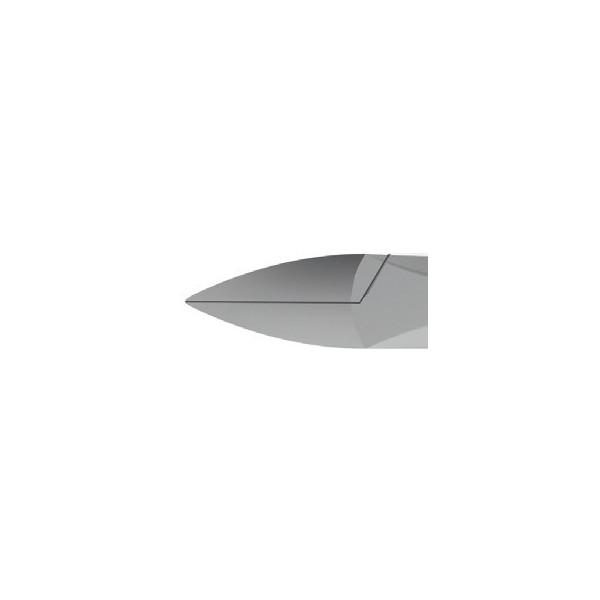 Pince à ongles - Coupe concave 18mm - Mors effilés - 13cm - Ruck
